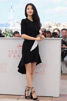 Kim Tae-Ri - May 14, 2016 #Cannes2016