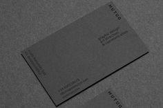 Branding & Identity / Mutuo Studio branding