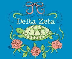 Document Sharing Portal for Professionals & Students Delta Zeta Shirts, Delta Zeta Crafts, Sorority Crafts, Sorority Shirts, College Sorority, Sorority Sisters, 21st Bday Ideas, Secret Handshake, Sorority Sugar