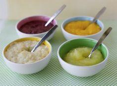 Papillas de frutas naturales   Blog de BabyCenter por @Pilar Diaz Suarez Hernandez