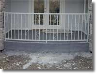 Weier gate Fence Builders, Wrought Iron Fences, Deck, Outdoor Decor, Gate, Furniture, Home Decor, Decoration Home, Portal