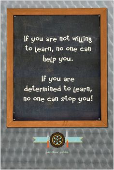 design your own classroom posters-- for all you teachers (or future teachers :)). I love the quote!
