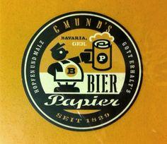 Gmund's Bier Papier