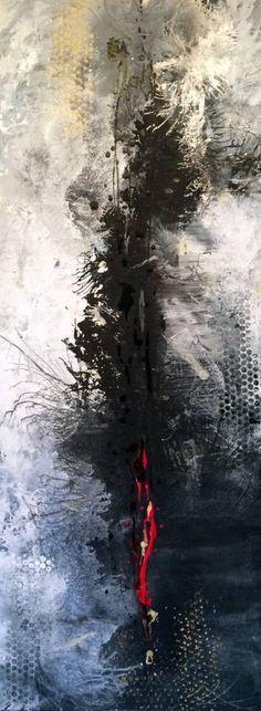 "Saatchi Art Artist Jill English; Painting, ""Roots & Wings"" #art"