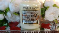 bakery air yankee candle