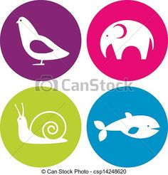 animal logo set - Google Search