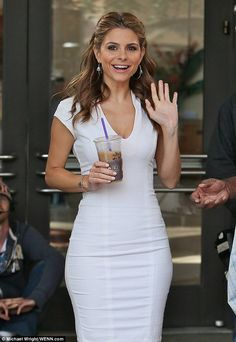 white dress...I lovvve this style..wish i could own every color in this style ha ha.. LucT;)