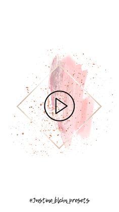 Instagram Symbols, Logo Instagram, Story Instagram, Creative Instagram Stories, Instagram Design, Pretty Wallpapers Tumblr, Flower Graphic Design, App Icon Design, Flowers Instagram