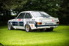 Proven, well developed and derived with support learned by engineering at its highest level. Classic Cars British, Ford Classic Cars, Escort Mk1, Ford Escort, Ford Rs, Car Ford, Ford Motorsport, Aussie Muscle Cars, Car Camper