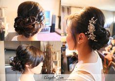 LOS ANGELES WEDDING ASIAN – VIETNAMESE BRIDE MAKEUP ARTIST AND HAIR STYLIST | BRIDAL MAKEUP PREVIEW SESSION – LAN | ANGELA TAM – MAKEUP ARTIST TEAM » Angela Tam | Makeup Artist & Hair Design Team | Wedding & Portrait Photographer