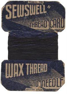 vintage thread cards  deliciousindustries.blogspot.co.uk
