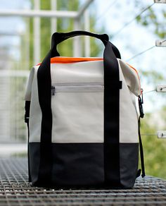 We engineered this transformable bag to hold all of your essentials, from home to work to workout | Two Way Pack