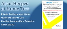 at home herpes test Unawareness of problems is what causes further problems. When you know zilch about the background of a disease, yo. When You Know, Knowing You, People, People Illustration, Folk