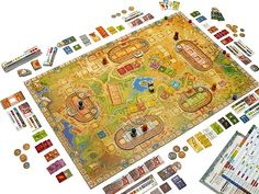 Colosseum is a brilliant game of resource management, auctions and timing that challenges would be impresarios to reach for greater and greater extravaganzas for the glory of the Emperor and your own sense of accomplishment.