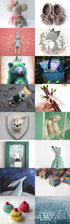 Oh, babies... by Andreia on Etsy--Pinned with TreasuryPin.com