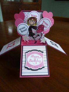 Cheers for 12 by xx ginger xx - Cards and Paper Crafts at Splitcoaststampers