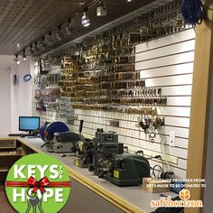 Touch the lives of more than 250,000 children, adults and families throughout #NewYorkCity by helping @paragonsecurity  support #SafeHorizon with #KeysForHope  Stop by any of their 11 locations in #GreenwichVillage #UpperWestSide #MidtownEast #FinancialDistrict #UnionSquare #Tribeca #Gramercy #UpperEastSide #Chinatown #Yorkville #UpperEast have a key made and give back this holiday season!