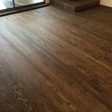 Red Oak Refinish and Stain