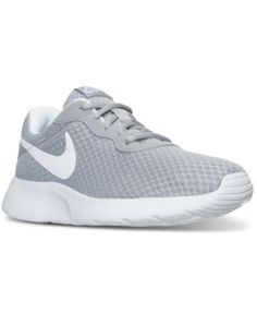 09bc2863336b6 NIKE Nike Women S Tanjun Casual Sneakers From Finish Line.  nike  shoes    all