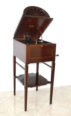 Antique Keenophone Phonograph