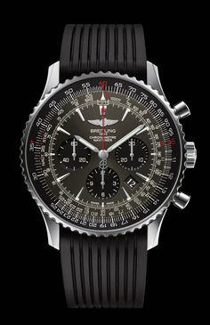 Breitling Discover the new Navitimer 01 (46 mm) Limited Edition, distinguished by its dial in gray and black! https://www.breitling.com/en/models/navitimer/navitimer-01-46-mm/versions/news/ …