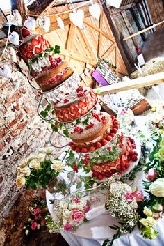Wow! Could get several people to make a layer! FitzGerald Photographic_Love Sussex Weddings_Sussex Wedding Photographer_Weddings_Sussex Barn_Michelam Priory_Hannah & Chris_ (60)