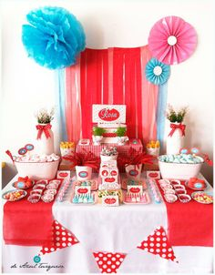 Candy bar de comunion