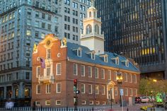Old State House - Featured on RueBaRue