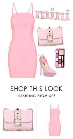 """Untitled #109"" by sivanqueen ❤ liked on Polyvore featuring Valentino and ShoeDazzle"