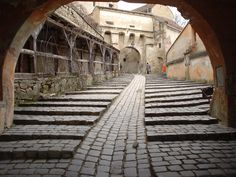 Sighisoara Romania, Pictures, Photos, Photo Illustration, Drawings