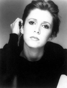 Timeless Beauty — Carrie Fisher