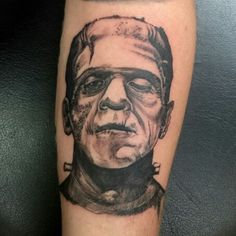 Frankenstein's monster.