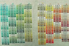 Periodic Table, Diagram, Embroidery, Periodic Table Chart, Periotic Table