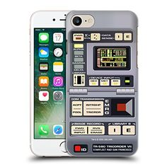 Official Star Trek Tricorder Gadgets TNG Hard Back Case for Apple iPhone 7 ** Read more reviews of the product by visiting the link on the image. (Note:Amazon affiliate link)