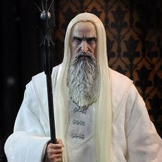 Saruman The Hobbit Sixth Scale Figure | http://ift.tt/2cHTDA0 shares #collectibles #toys collectible figures #moviecollectibles movie memorabilia pop culture figures movie figures collectible toys star wars collectibles action toys figures