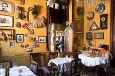 Havana-la guarida restaurant.