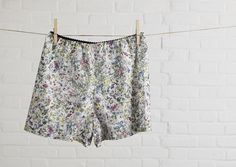 Fabric knickers sewing pattern - Lynda Lewis - Comic Relief Crafternoon | Mollie Makes