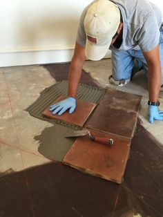 The craftmen who get the job done! We are the #1 Saltillo Tile manufacturer and supplier in the world.  We offer wholesale prices and worldwide shipping from our #Texas warehouse. Learn more about Terracotta flooring, Cement tile, Talavera tiles, and Cantera stone at RusticoTile.com .