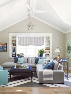 30 best sectional sofas arranging pillows images rh pinterest com