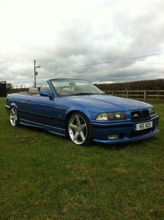1996 82K AC Schnitzer with Hardtop. Oswestry. Eibach lowered   Slightly dodgy softop mech, cloudy rear screen. £5000 offer without sports exhaust