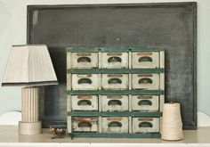 Antique Farmhouse Industrial Apothecary or by robinseggbleunest, $458.00