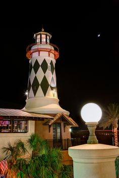The Harbor Lighthouse by Ellen Yeates, via 500px - Harbor Walk Village - Destin - Florida