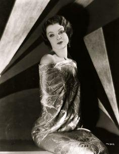 Myrna Loy,1929.