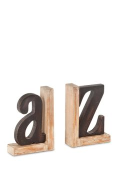 A~Z Bookends.