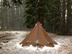 Seek Outside 4 Person Tipi Hot Tent Combo