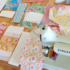 I recently found out about a do-something-good quilt making event for the new NICU at Providence...
