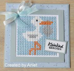 CREATED BY ANIET Cross Stitch Cards, Cross Stitch Embroidery, Cross Stitch Designs, Cross Stitch Patterns, Christmas Journal, Diamond Paint, Marianne Design, Card Patterns, Plastic Canvas Patterns