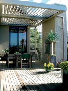 Pergola Ideas For Deck Outdoor Seating Areas, Outdoor Rooms, Outdoor Living, Pergola With Roof, Patio Roof, Long House, Backyard Retreat, Back Patio, Outdoor Fire