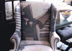 How to convert digital photos into furniture upholstery, pillowcases, dresses...
