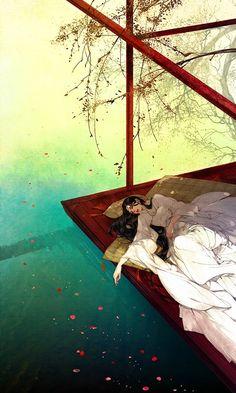 伊吹五月(Y+Xuy+Ngũ+Nguyệt)-(Ibuki+Satsuki)-www.kaifineart.com-3.jpg (595×992)